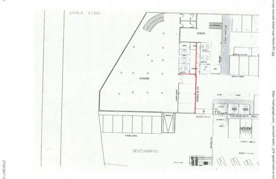 PRO1250A<br>&#8212; ALQUILADA &#8212; Alquiler de Nave Industrial