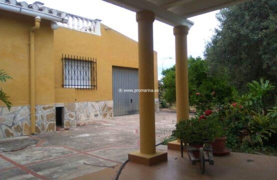 PRO1282 <br>Casa de campo con parcela de 7750m2