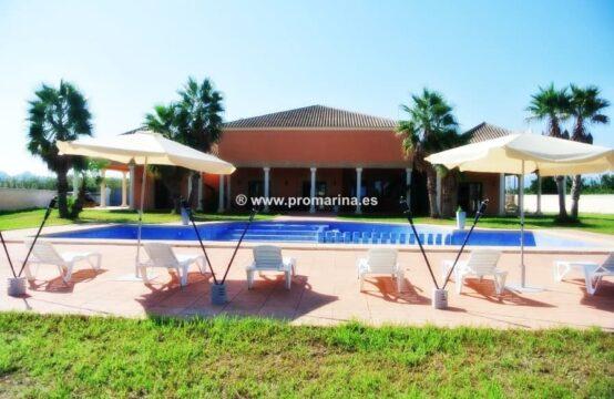 PRO458<br>Espectacular villa de lujo en Denia