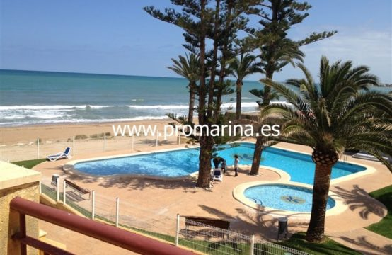 Sale of beautiful apartment with sea views
