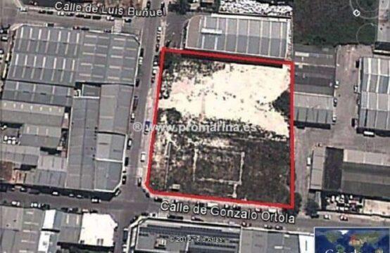 PRO270 <br>Venta de solares industriales en el poligono industrial de Ondara. Parcela 37.
