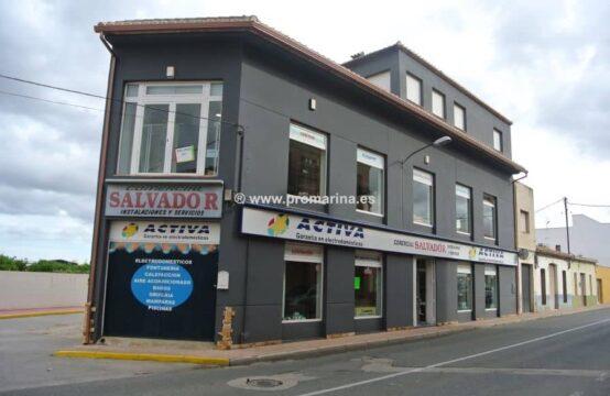 PRO503<br>Venta de edificio en Beniarbeig