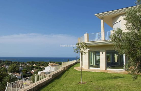 PRO1538<br>Spectacular luxury villa on the Montgó