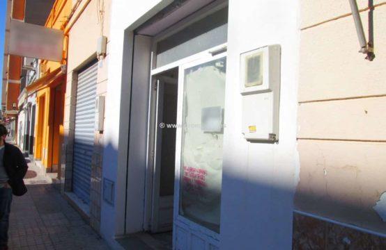 PRO1548A<br>Local comercial en alquiler en Denia