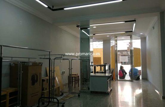 PRO1640A<br>Alquiler local en Denia