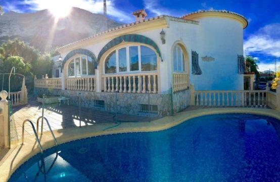 PRO1822AV<br>Villa en el Montgó de Dénia para alquiler vacacional