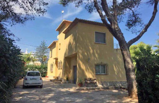 PRO1882AV<br>Espectacular villa en las rotas de denia