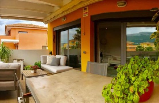 PRO1936<br>Great apartment in Azahares Dénia with unbeatable location