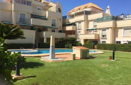 PRO1956<br>Excellent appartement au km 4 des marinas de Denia
