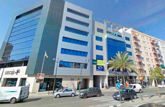 PRO1976<br>Great office building located in one of the main avenues of Valencia