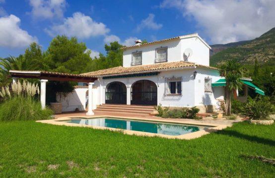 PRO1986A<br>Great villa overlooking the Montgó between Jesús Pobre and Javea