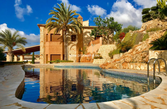 PRO2026<br>Luxury villa located in Pedreguer