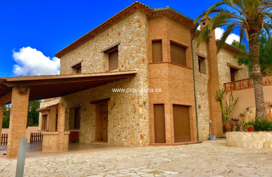 PRO2026A<br>Luxury villa located in Pedreguer