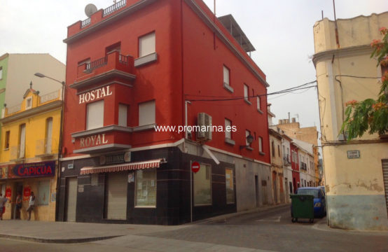 PRO2023<br>Sale of commercial premises for hostel in Oliva