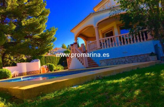 PRO1086<br>Hermoso Chalet en el Montgó, zona Santa Lucía