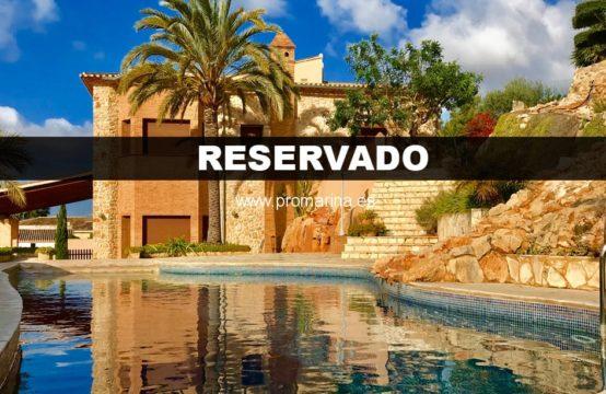 PRO2026A<br>Reservado &#8211; Villa de lujo situada en Pedreguer