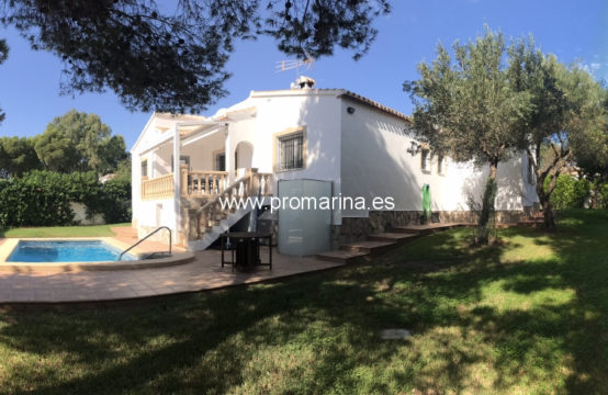 PRO2046<br>Nice villa in Santa Lucia area with views of Montgó