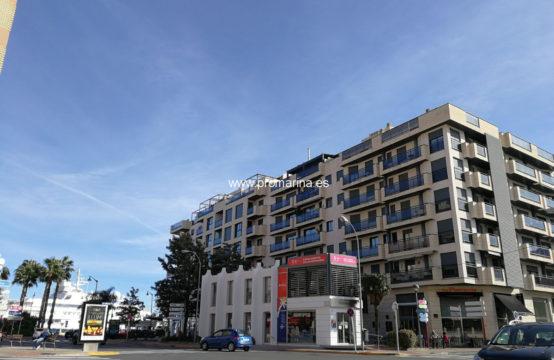 PRO2056<br>Lujoso apartamento en uno de los edificios más prestigiosos de Denia