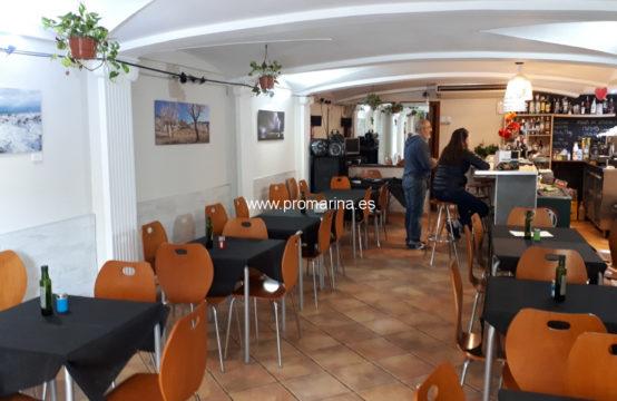 PRO2043<br>Traspaso de restaurante en pleno funcionamiento
