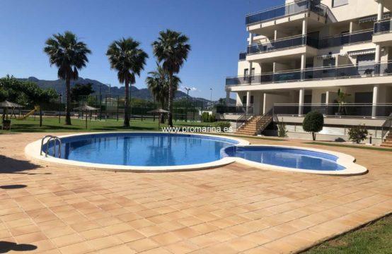 PRO2073A<br>Precioso apartamento a pocos metros de una de las mejores playas