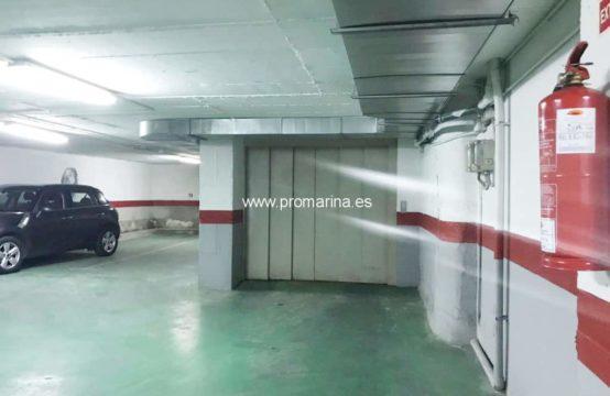 PRO1283A<br>Alquiler de garaje en Denia