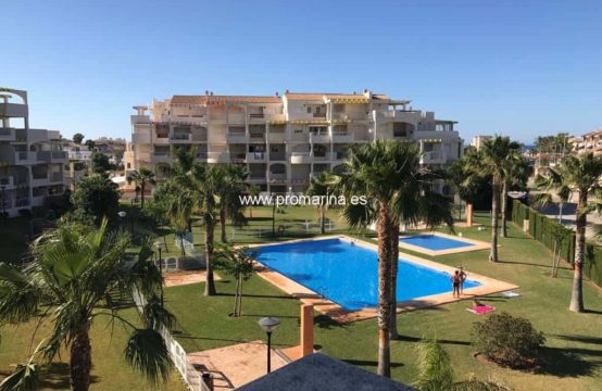 PRO2089C<br>Magnificent apartment on the second line of the beach