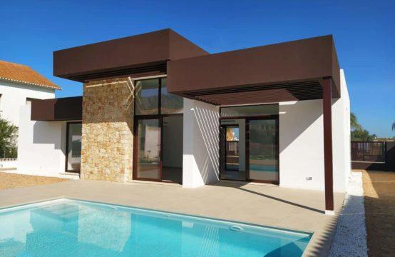 PRO2102C<br>Moderno chalet de nueva construcción en El Verger