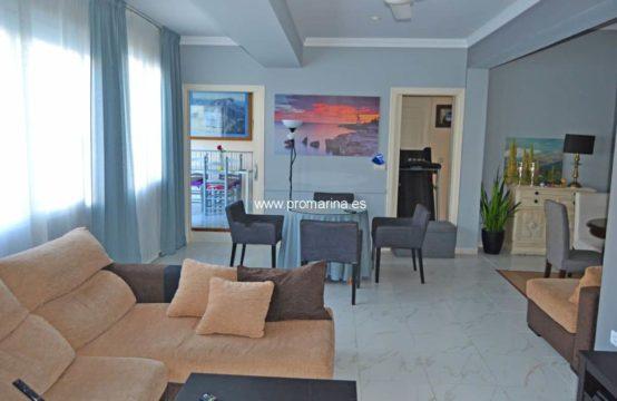 PRO2123<br>Espacioso piso en venta en el centro de Dénia