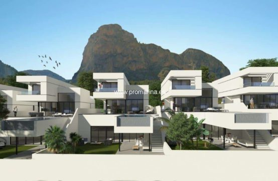 PRO2129<br>New residential in Polop