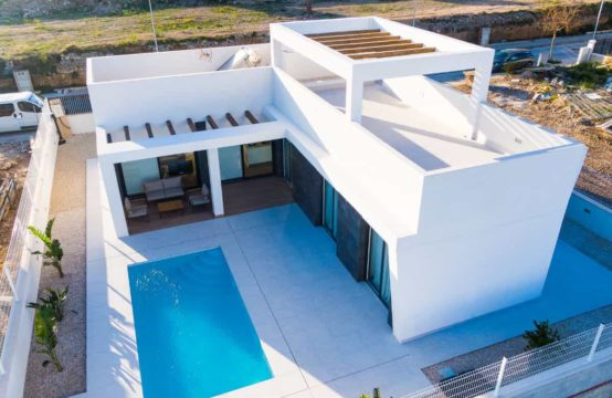 PRO2134<br>New built villa located in a very quiet residential area