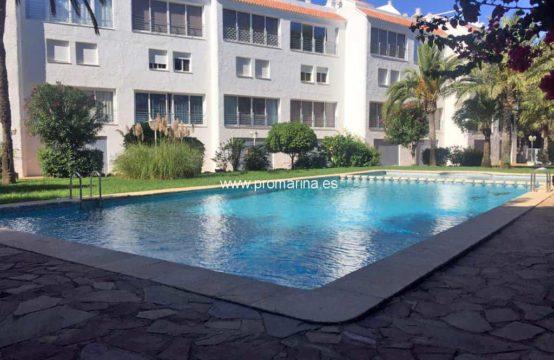 PRO1989AV<br>Fántastico apartamento en Las Rotas con inmejorables vistas al mar