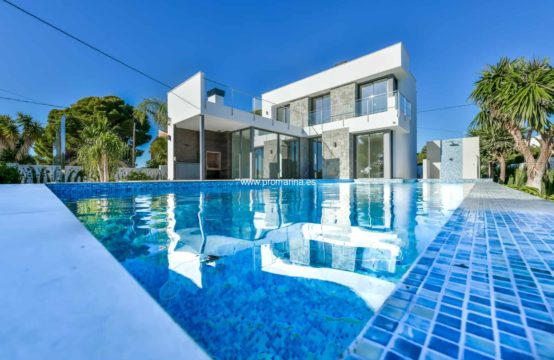 PRO2185<br>Fantastic villa for sale in Calpe