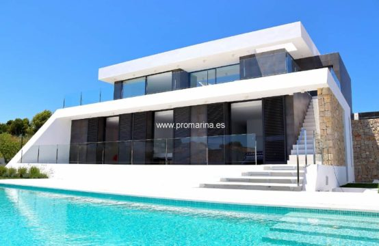 PRO2158C<br>Villa moderna en el corazón de la Costa Blanca