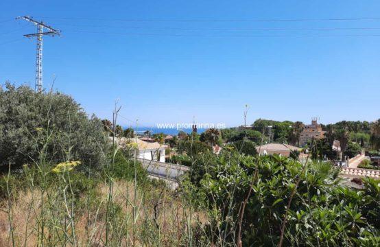 PRO2164<br>Parcela con vistas al mar