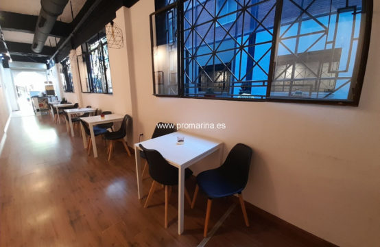 PRO2163<br>Leasehold opportunity in the centre of Dénia