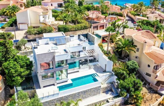 PRO2179<br>Luxury villa with spectacular views in Calpe