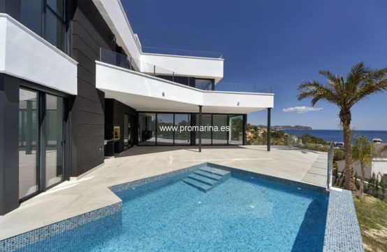 PRO2183<br>Luxury villa with incredible views and unbeatable location in Calpe