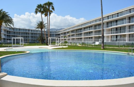 PRO2160C<br>Newly built flats on the beachfront