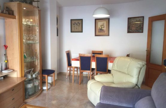 PRO2220<br>3 bedroom flat for sale in Dénia town centre
