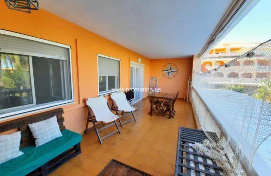 PRO2218A<br>Elegante apartamento en zona tranquila muy cerca de la playa