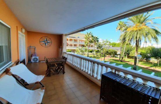 PRO2218<br>Appartement élégant dans un quartier calme, à proximité de la plage