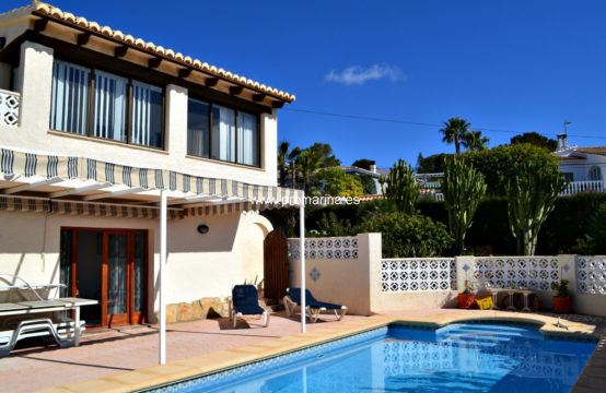 PRO2243C<br>Beautiful house 1 km from the beach and the centre of Moraira