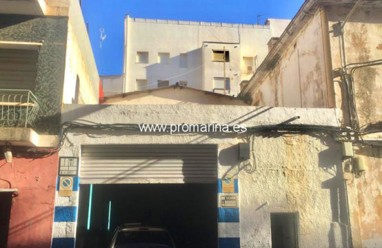 PRO2245<br>Commercial premises for sale in the heart of Dénia