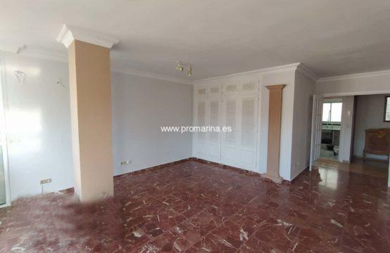 PRO2273<br>Luminoso piso en pleno casco urbano