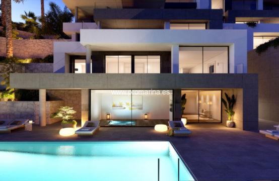 PRO2282<br>Promotion of luxury flats in La Sella