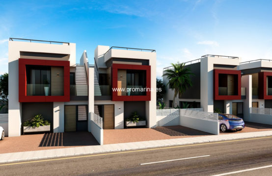 PRO2310<br>New build townhouses in Denia