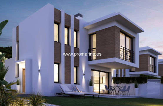 PRO2311<br>Beautiful newly built villas in Dénia