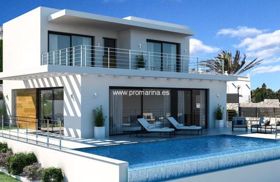 PRO2374<br>Villa exceptionnelle de construction neuve