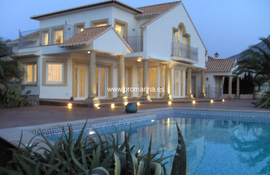 PRO2401C<br>Luxury villa with breathtaking views
