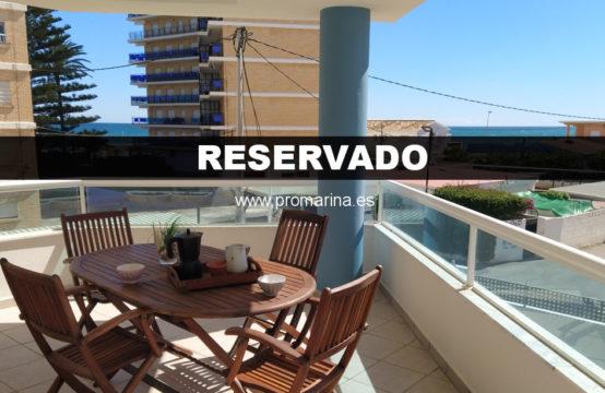 PRO2396<br>Appartement en bord de mer au km 4 de Las Marinas
